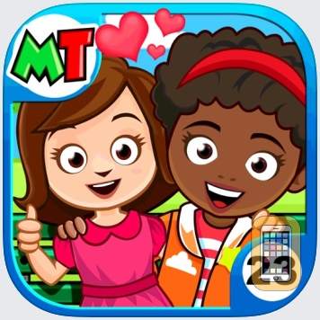 My Town : Best Friends' House by My Town Games LTD (Universal)