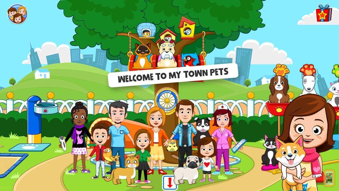 Screenshot - My Town : Pets