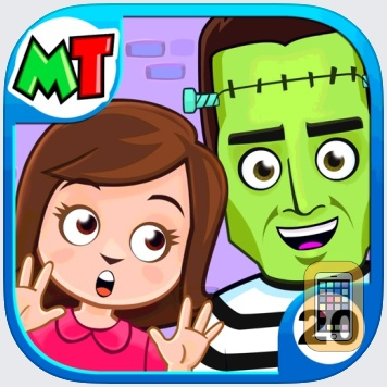 My Town : Haunted House by My Town Games LTD (Universal)