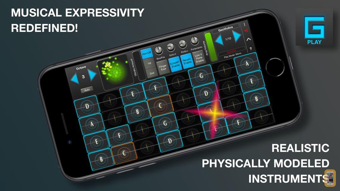 Screenshot - GeoShred Play