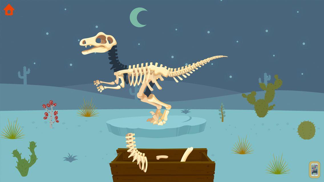 Screenshot - Jurassic Dig - Dinosaur Games