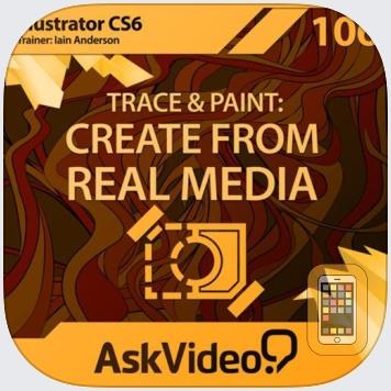 Illustrator CS6 Trace & Paint for iPhone & iPad - App Info