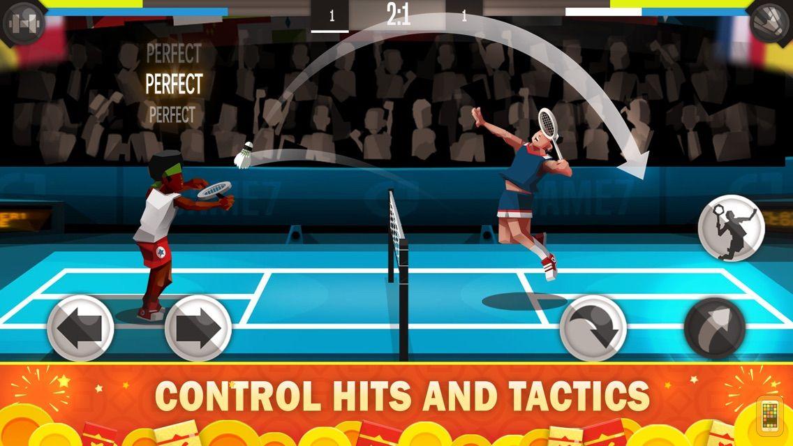 Screenshot - Badminton League