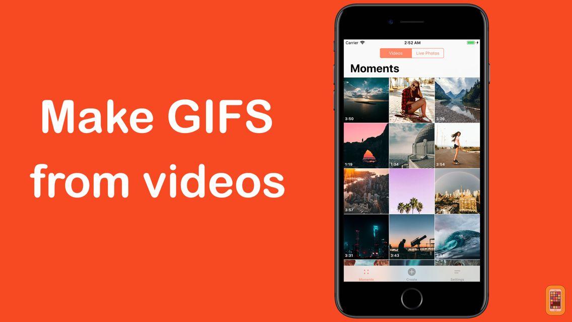 Screenshot - Gif Maker Video to Gif