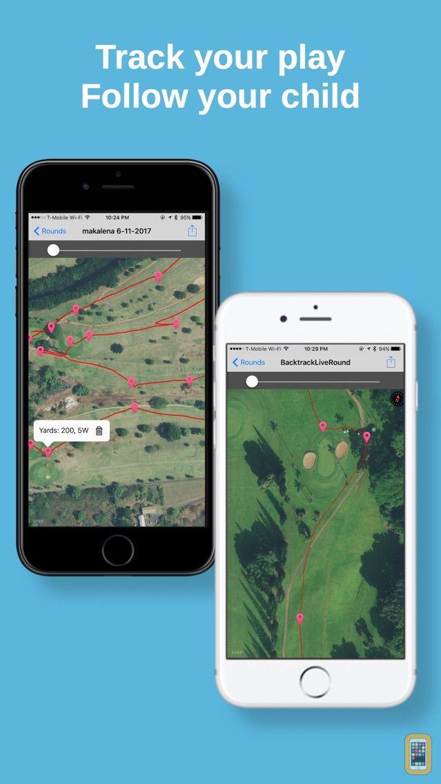 Screenshot - Backtrack Golf