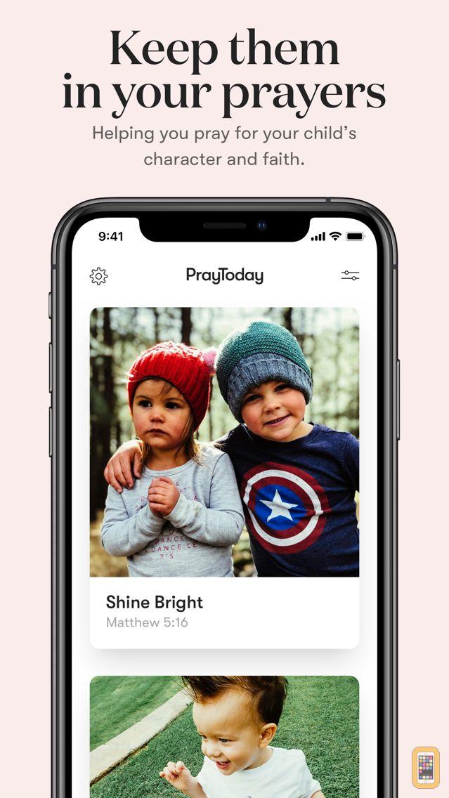 Screenshot - PrayToday – Daily Reminder