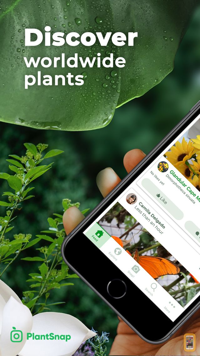 Screenshot - PlantSnap Pro: Identify Plants