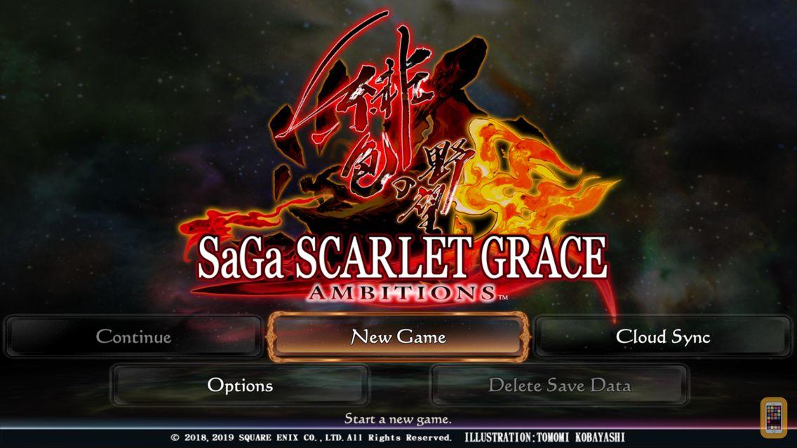 Screenshot - SaGa SCARLET GRACE : AMBITIONS
