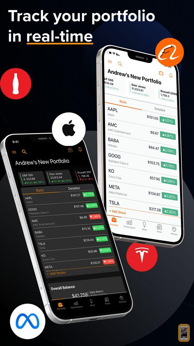 Screenshot - TipRanks Stock Market Research