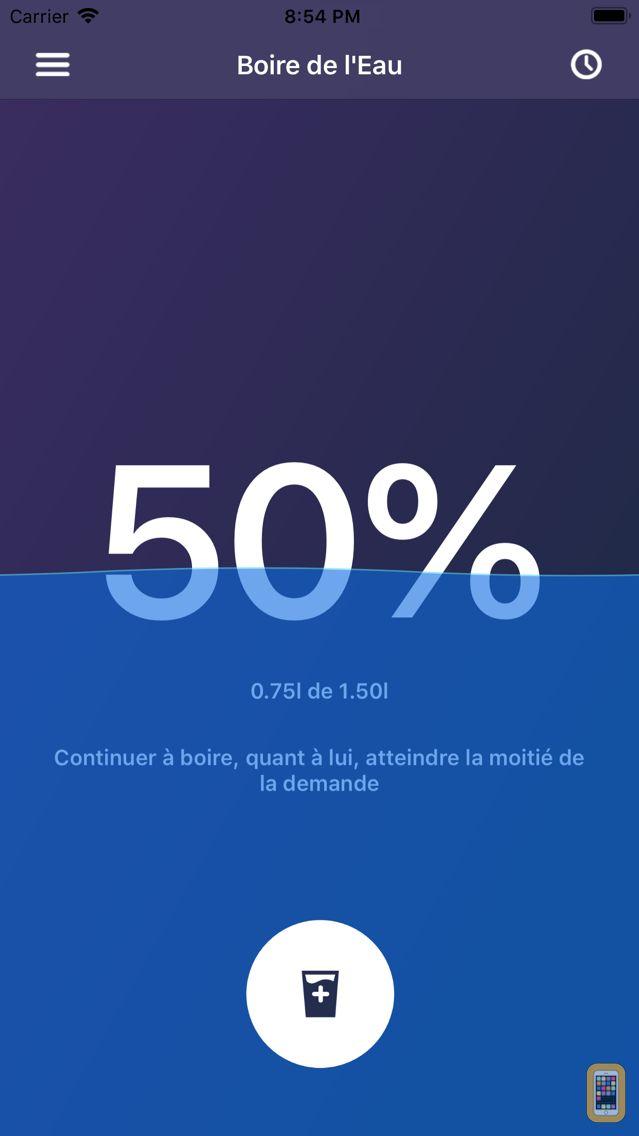 Screenshot - Drink Water - Daily reminder