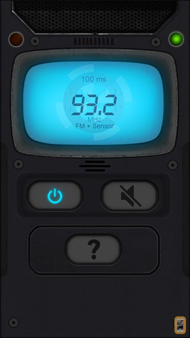 Screenshot - XB7 Pro Spirit Box