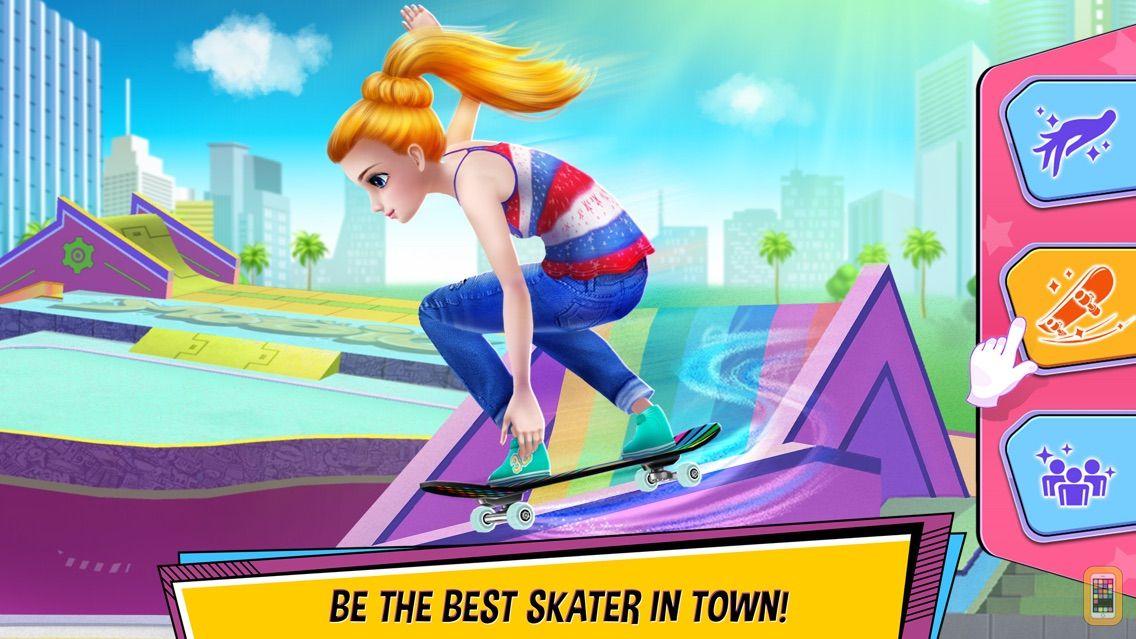 Screenshot - City Skater Board Master