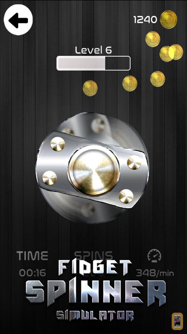 Screenshot - Spinny Fidget Game
