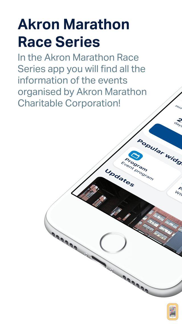 Screenshot - Akron Marathon Race Series