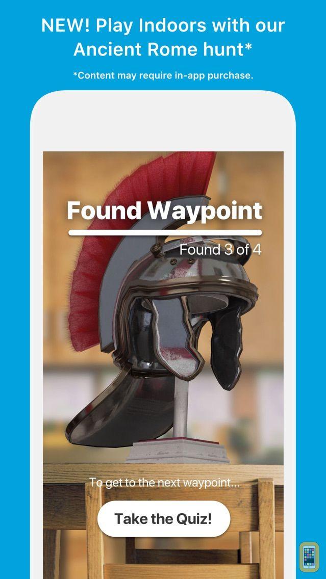 Screenshot - Waypoint EDU