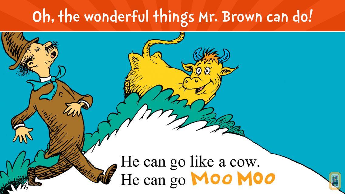 Screenshot - Mr. Brown Can Moo! Can You?