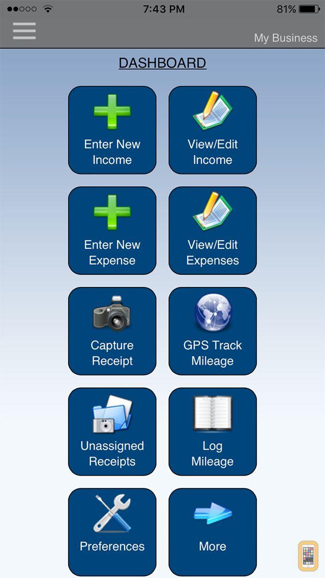 Screenshot - CashFlow Manager