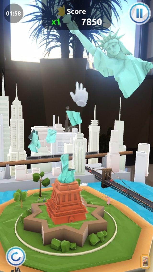 Screenshot - PuzzlAR: World Tour
