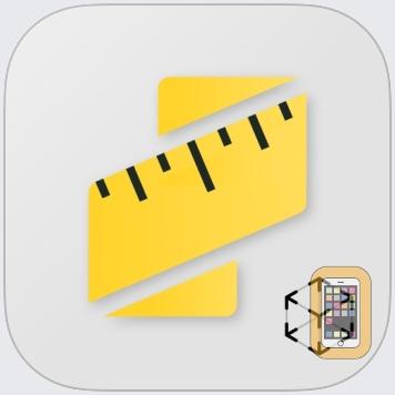 EzMeasure Virtual Tape Measure for iPhone & iPad - App Info