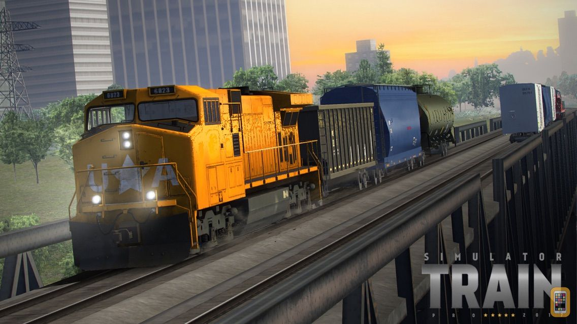 Screenshot - Train Simulator PRO 2018