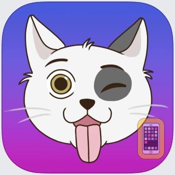 LOL Cats Emoji Stickers by Emoji Life Fun (Universal)