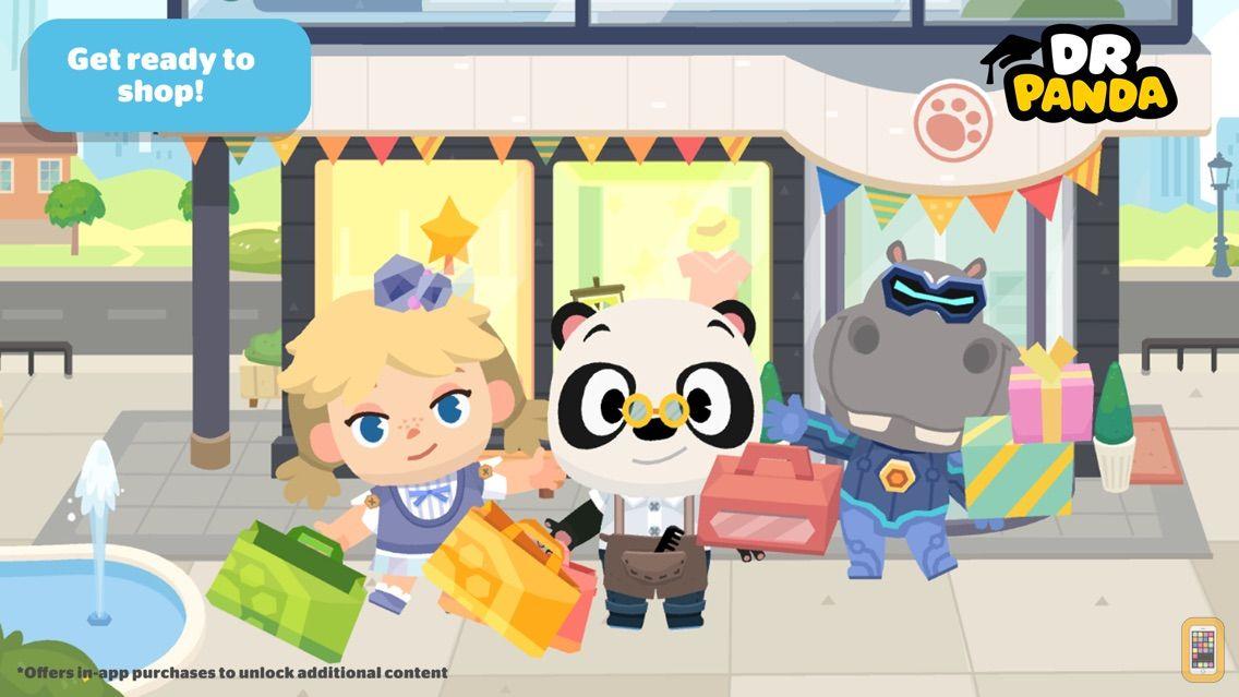 Screenshot - Dr. Panda Town: Mall