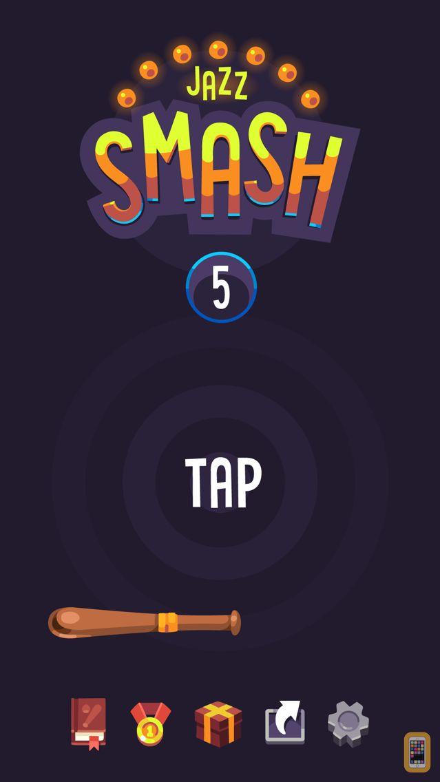 Screenshot - Jazz Smash