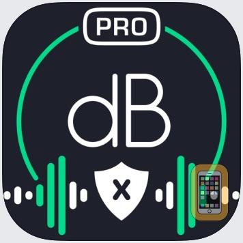 Decibel X PRO: dBA Noise Meter by SkyPaw Co. Ltd (Universal)