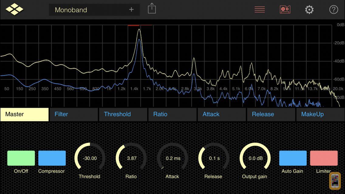 Screenshot - Bark Filter