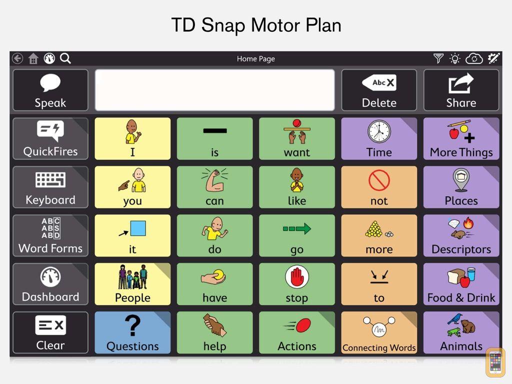 Screenshot - Snap Core First AAC