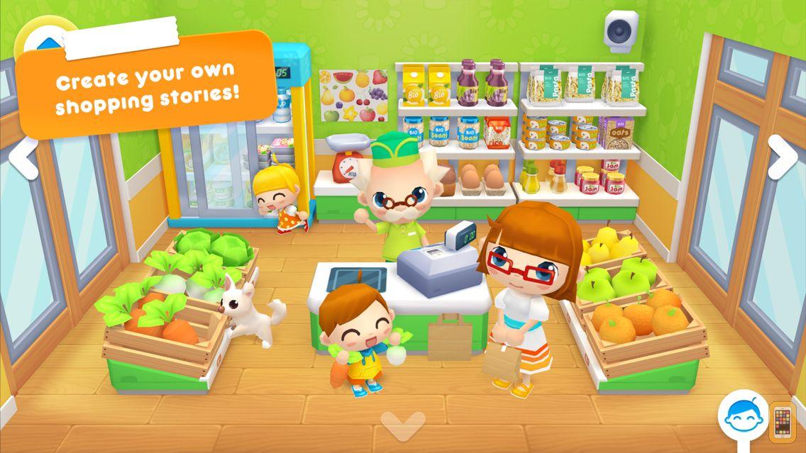Screenshot - Daily Shopping Stories