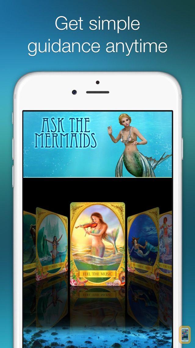 Screenshot - Ask the Mermaids Oracle Cards