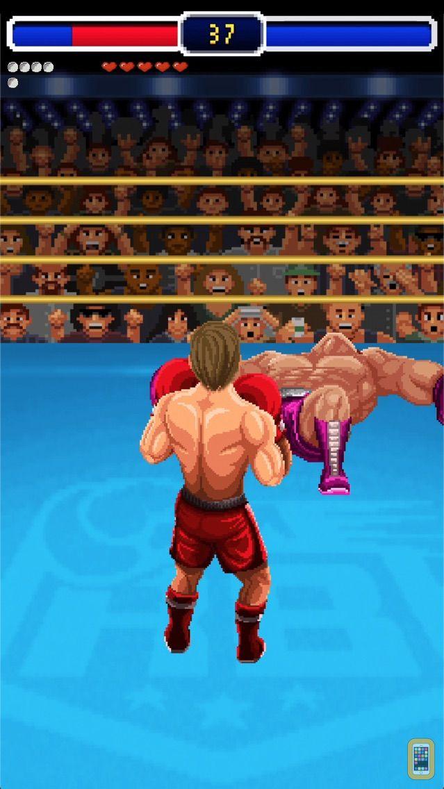 Screenshot - Rush Boxing