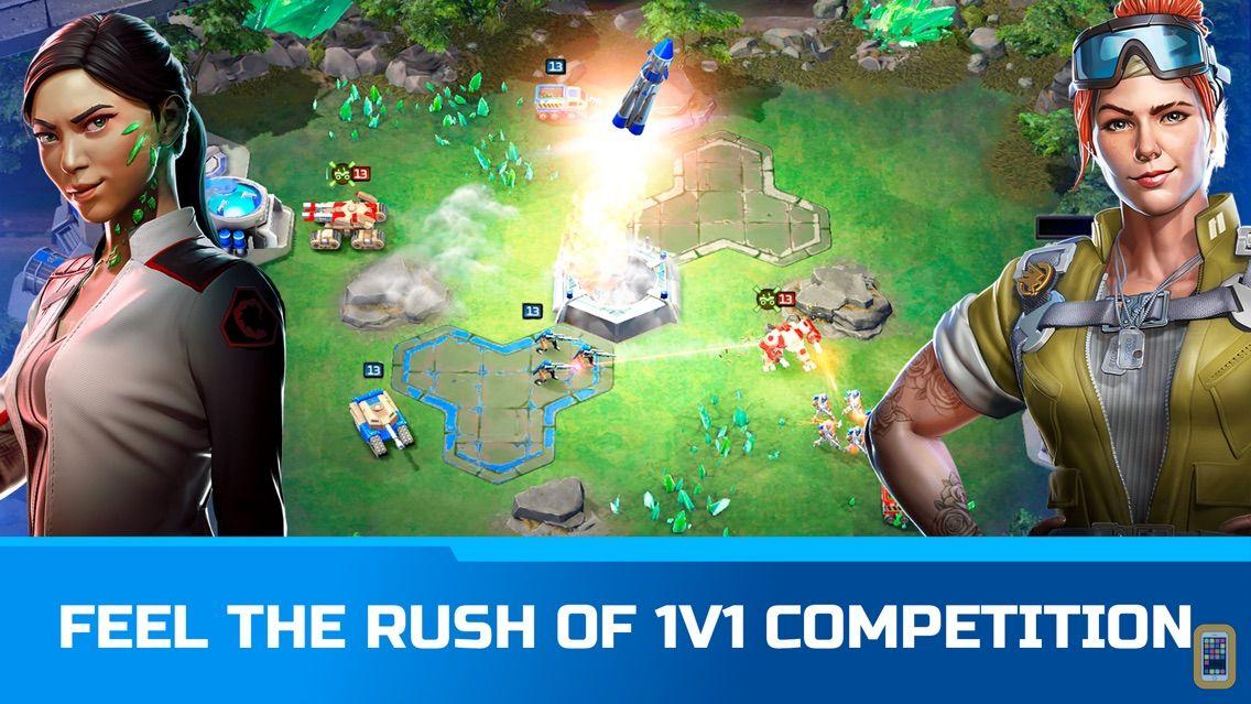 Screenshot - Command & Conquer™: Rivals PVP