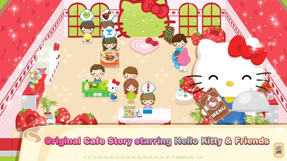 Screenshot - Hello Kitty Dream Cafe