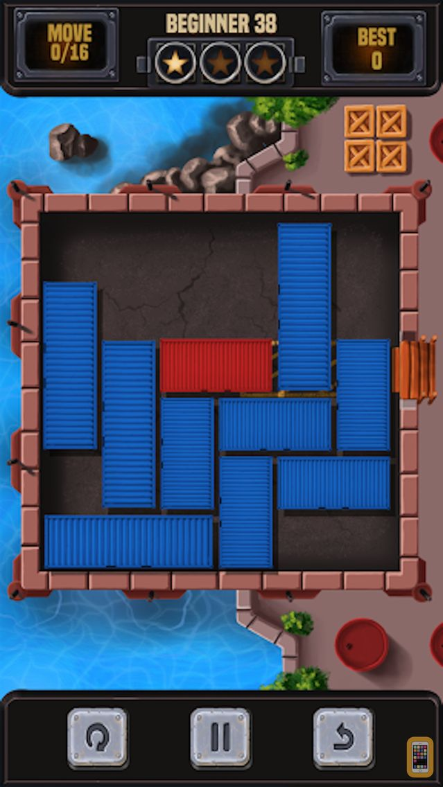 Screenshot - Unblock Container Block Puzzle