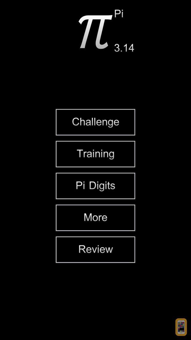 Screenshot - Memorize Pi Digits - 3.14π