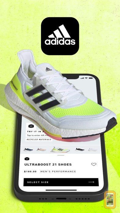 Screenshot - adidas