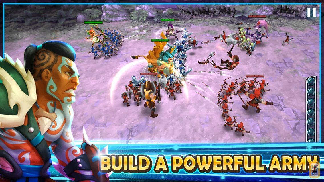 Screenshot - Wartide: Heroes of Atlantis