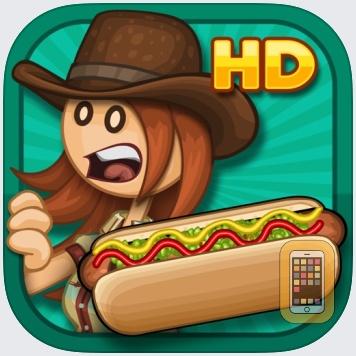 Papa's Hot Doggeria HD by Flipline Studios (iPad)