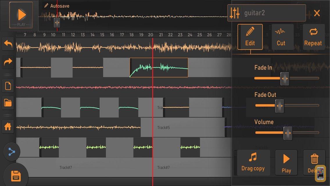 Screenshot - Song Maker : Music Mixer Beats