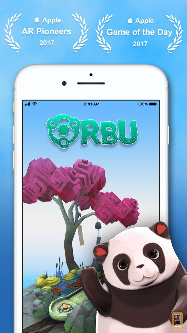 Screenshot - Orbu