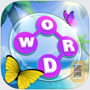 Word Crossy - A crossword game by REIN TECHNOLOGY LIMITED (Universal)