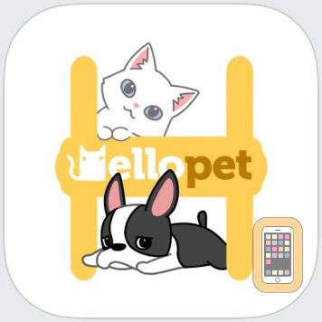 Hellopet by Applepie Studio Inc. (Universal)