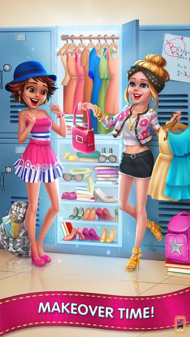 Screenshot - Fashion School Girl