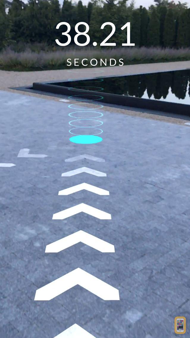 Screenshot - AR Runner