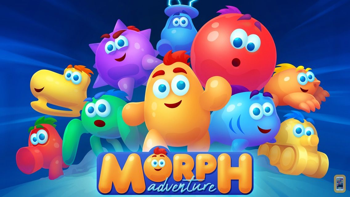 Screenshot - Morph Adventure