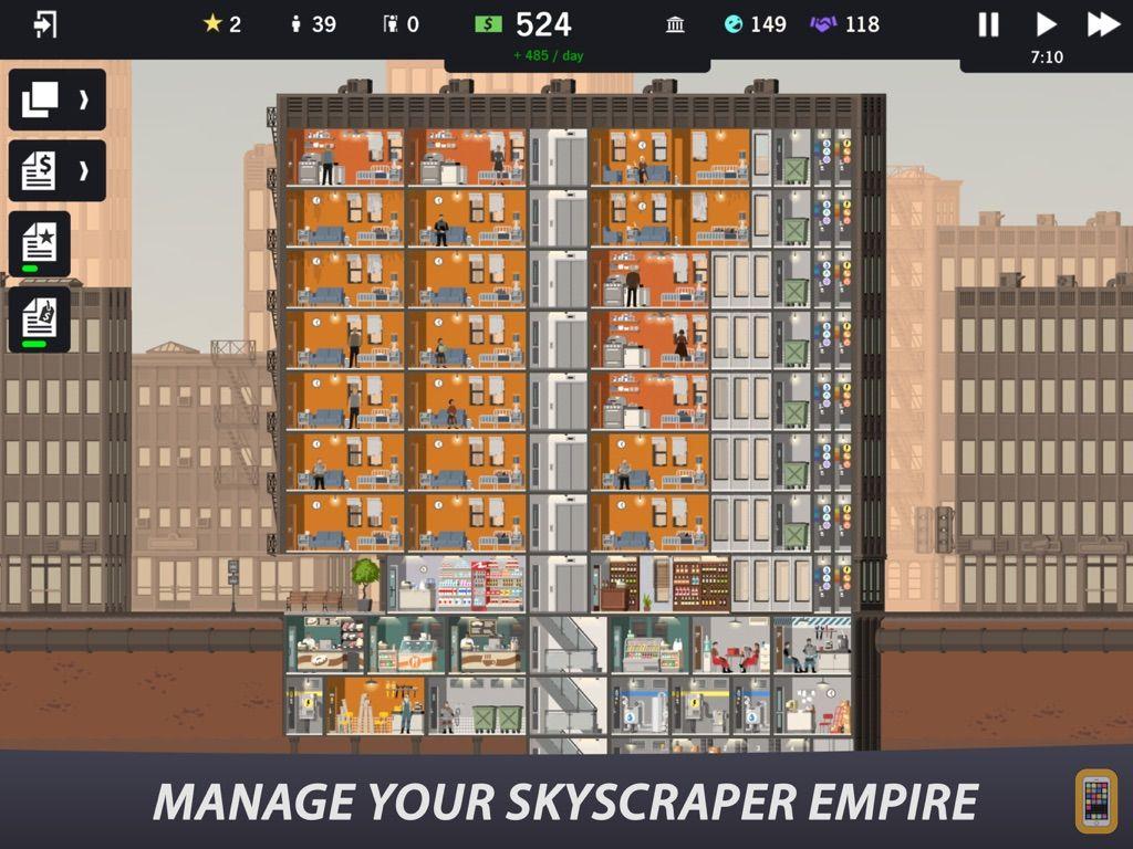 Screenshot - Project Highrise