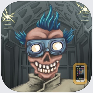 Grand Academy for Villains by Choice of Games LLC (Universal)