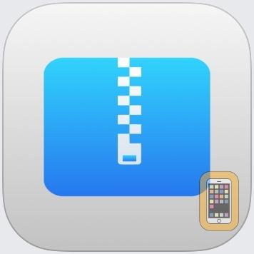 Unzip - zip file opener by Shuyong Jia (Universal)